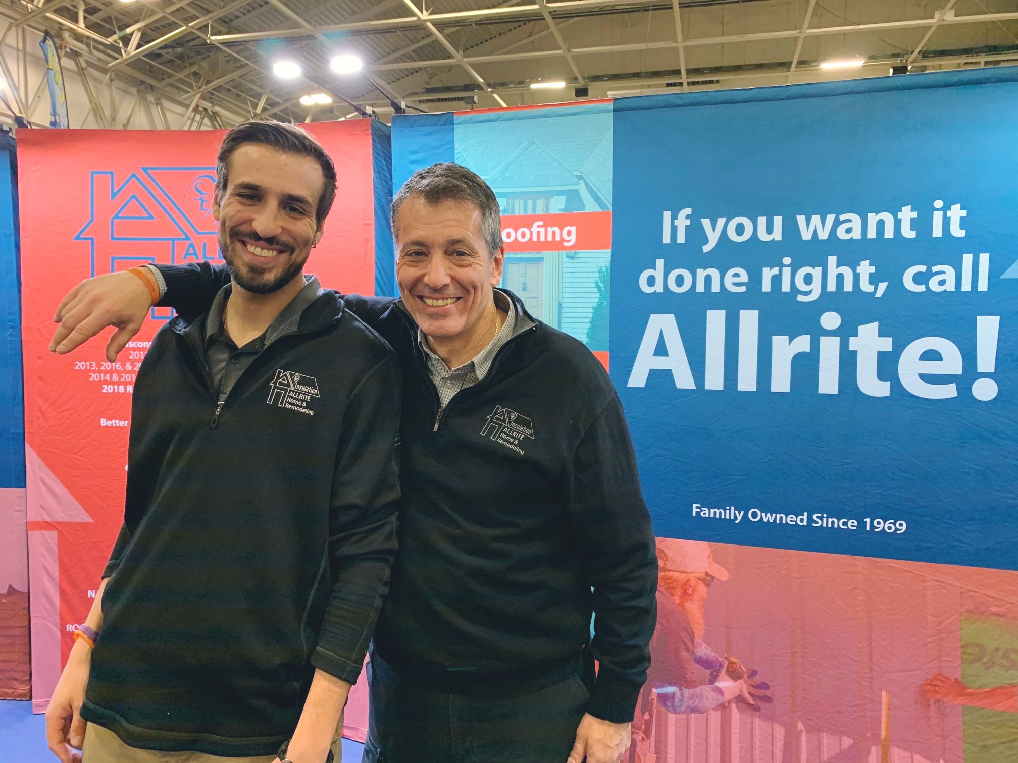 If you want it done right, call Allrite! Allrite Home & Remodeling is a family-owned company; since 1969.
