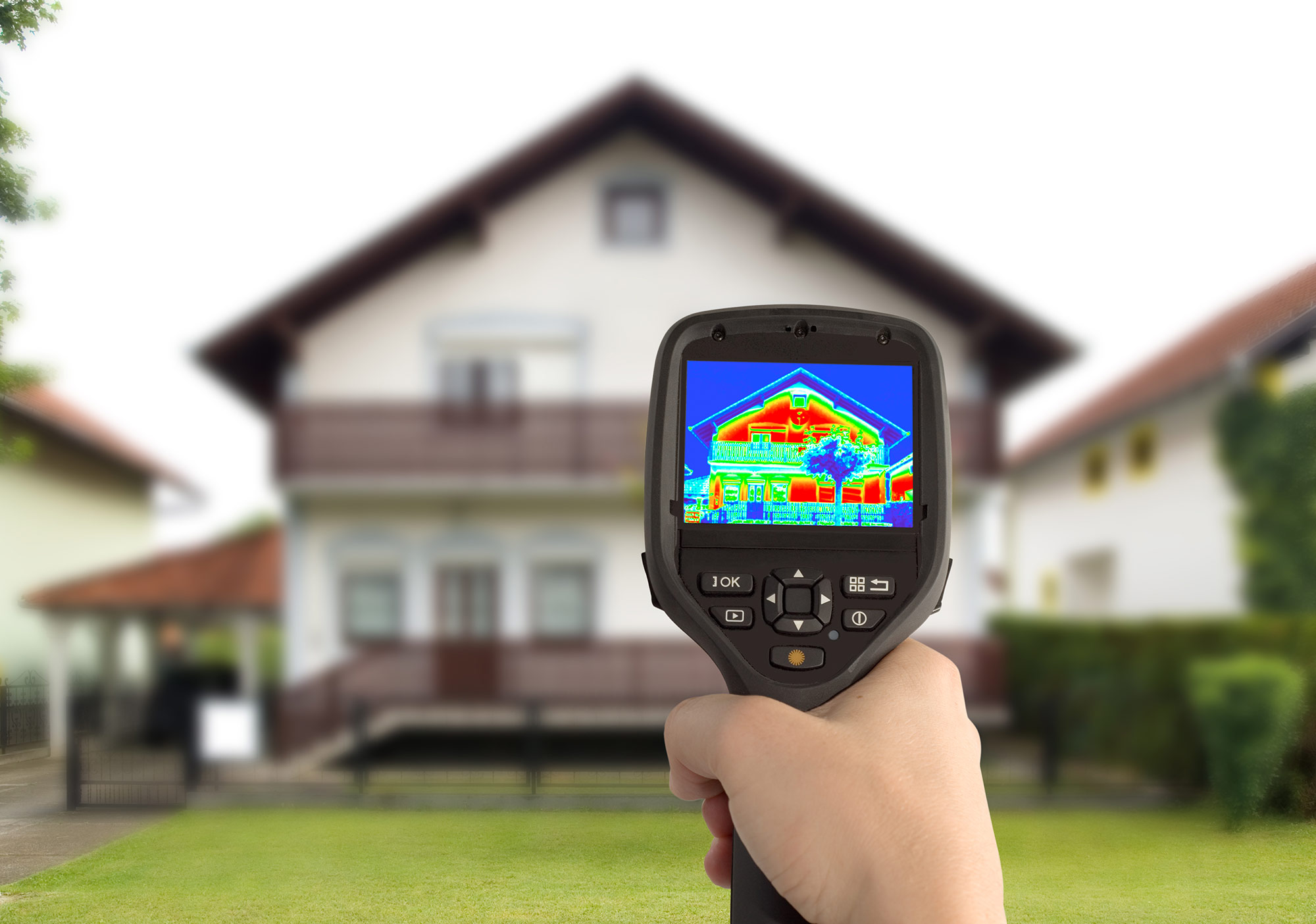 Air Sealing and Home energy audits are vital to your home's comfort and efficiency. Increasing